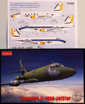 complete package Roden kit and decals