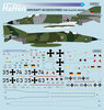 Decals 1:48 RF-4E in Norm 72/83