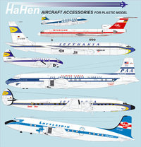 Decals Airliner